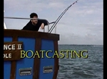 Boatcasting with Mick Toomer