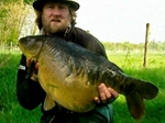 Session for Carp with Des Taylor