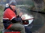 Mark Downes on Canal Fishing with Bloodworm and Joker