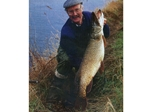 Barrie Rickards - Success with Lures film
